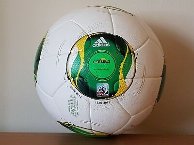ADIDAS CAFUSA FIFA U20 TURKEY OFFICIAL MATCH BALL (jabulani teamgeist finale)