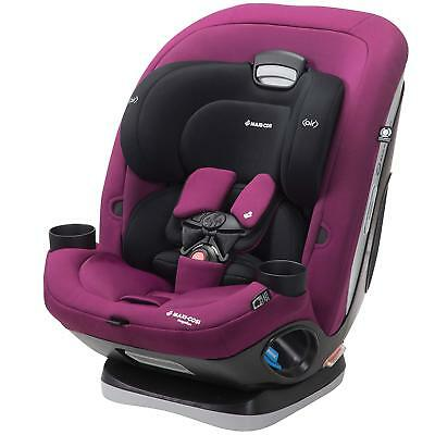 Maxi-Cosi Magellan 5-in-1 All-In-One Convertible Car Seat in Violet Caspia New!