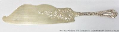 Dominick and Haff 1896 Huge Sterling Silver Fish Knife