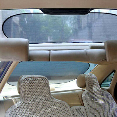100*50cm Side Rear Window Screen Sunshade Sun Shade Cover For Car UV Protection