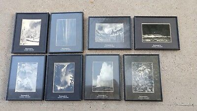 Ansel Adams Photography Pictures LOT