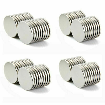 Wholesale 1-100x N35 Strong Magnet Neodymium Round Disc Mini Magnetic Tool 6x1mm