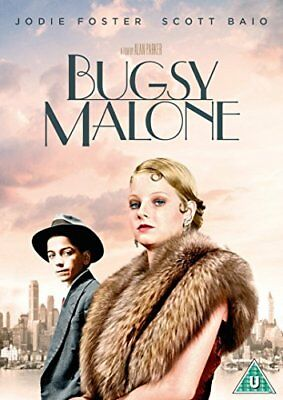 Bugsy Malone [DVD] [1976] -  CD 6GVG The Fast Free Shipping