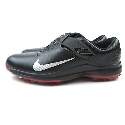 half off c416e 1930d Nike TW 17 Tiger Woods Golf Shoes Size 9.5 Mens Spikes Black 880955 001 New