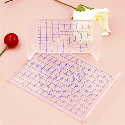 Practical Acrylic Sheet Backing Acrylic Clay Board For Shaping and Sculp CB