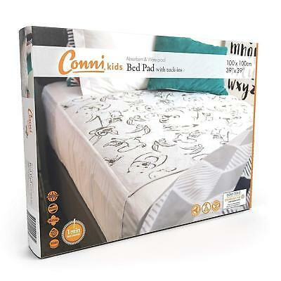 *NEW* Conni Kids Absorbent & Waterproof Bed Pad For Potty Training