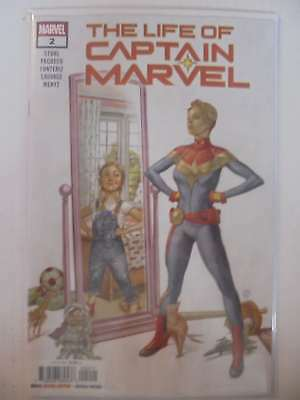 The Life of Captain Marvel #2 Marvel NM Comics Book