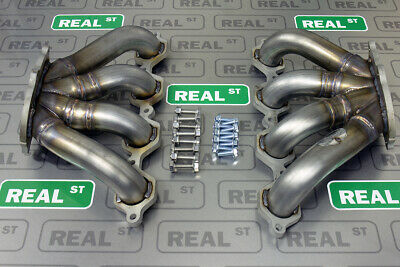HOOKER BLACKHEART SHORTY HEADERS 304 SS 1 7/8 14-17 Corvette C7  70301306-RHKR