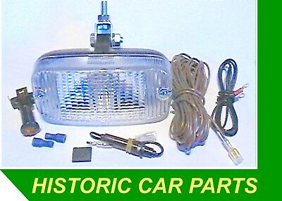 REVERSING LIGHT KIT 12v 21w Switch Fuse Wire etc suit Morris Oxford 1948-71