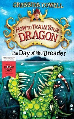 The Day of the Dreader World Book Day 2012 (How to Train Your Dragon)-Cressida