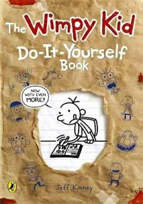 Diary of a Wimpy Kid: Do-It-Yourself Book-Jeff Kinney, 9780141339665