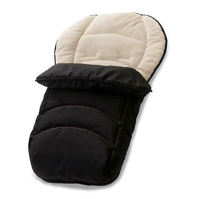 Hauck Fussack 2 Way Cosytoes Footmuff (Black)