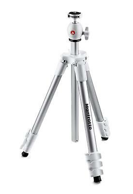 Manfrotto Compact Light Aluminum Tripod (White)