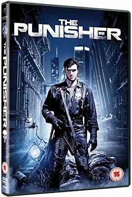 The Punisher [DVD] -  CD 0MVG The Fast Free Shipping