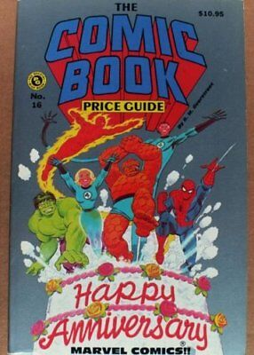 The Comic Book Price Guide, 1986-1987 (Official Overstr... by Overstreet, Robert