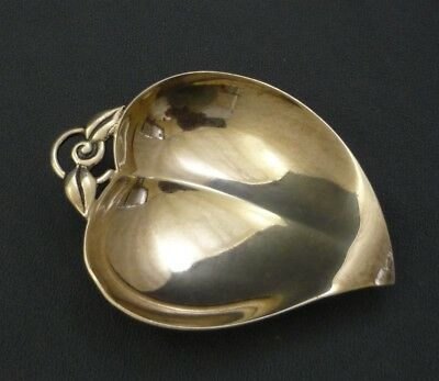 Sterling 925 Silver TIFFANY & CO Heart Shaped Dish Mid-Century c1960 Vintage