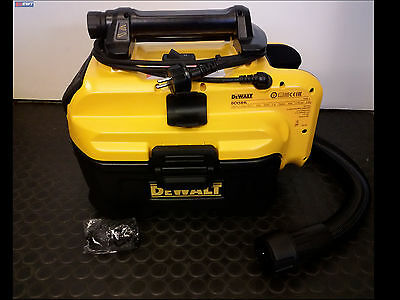 Dewalt DCV584L DCV 584 L Network- and Vacuum Cleaner 14,4/18,0 and 54,0 Volt