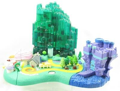 2001 Polly Pocket Style Vintage Wizard of Oz Set Only