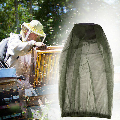 1Pc Mosquito Veil Fly Insect Bee Fishing Mask Face Protect Hat Net Outdoor