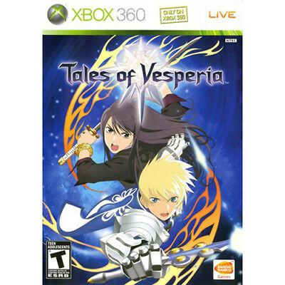 Tales of Vesperia  Microsoft XBOX 360 Game