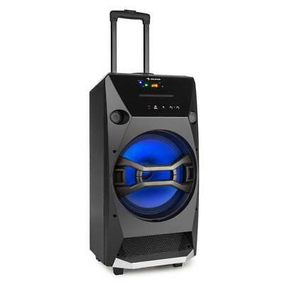 sono portable enceinte bluetooth mobile pa subwoofer empilable caddie micro usb eur 154 99. Black Bedroom Furniture Sets. Home Design Ideas