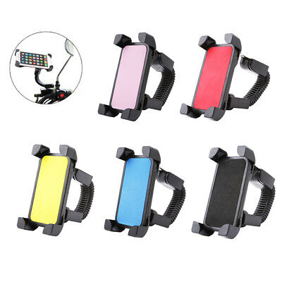 Motorcycle Phone Mount Motorbike Holder Car Stand GPS Navigation Bracket CB