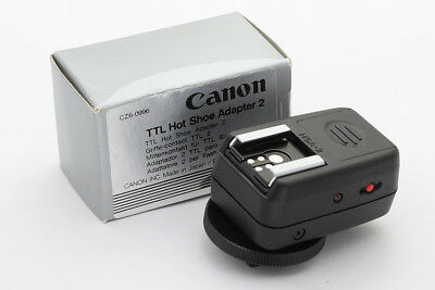 Canon TTL Hot Shoe Adapter 2