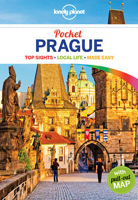 Lonely Planet Pocket Prague Travel Guide BRAND NEW 9781786571571