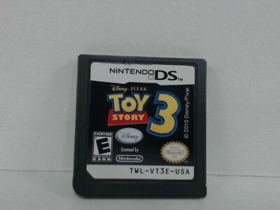 Toy Story 3: The Video Game Nintendo Ds  Good