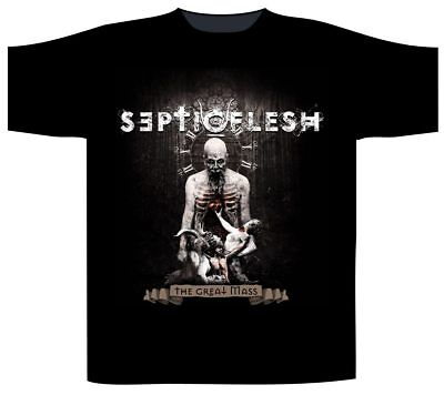 SEPTICFLESH - The Great Mass T-Shirt SEPTIC FLESH