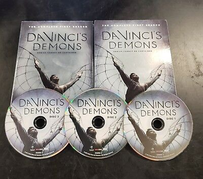 Da Vincis Demons season one (1) Dvd. Free shipping!!!