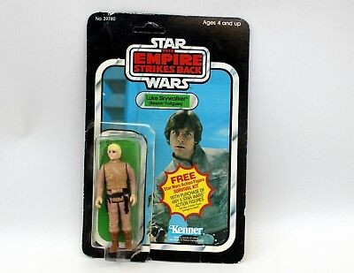 1980 Star Wars The Empire Strikes Luke Skywalker (Bespin Fatigues) 39780 Kenner