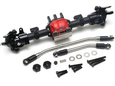 Boom Racing Front Assembled AR44 PHAT Axle ( Recon G6 ) Axial SCX10II