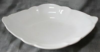 Copeland and Garrett Pretty White Dish 1833-1847