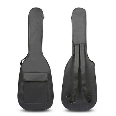 Heavy Duty 600D Thicken Soft Padded Electric Bass Guitar Case Gig Bag