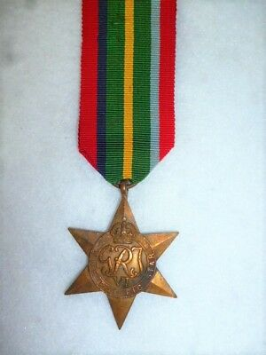 The Pacific Star Medal, WW2 - Genuine