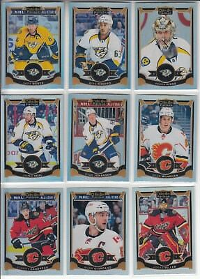 15/16 OPC Platinum Nashville Predators Mike Ribeiro Rainbow card #111