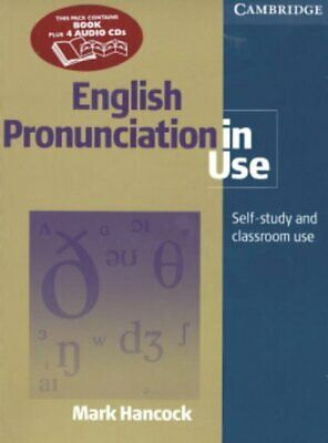English Pronunciation in Use - Book and ... by Hancock, Mark Mixed media product