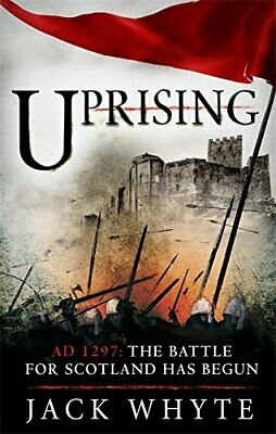 Uprising (Bravehearts Chronicles) by Whyte, Jack Book The Cheap Fast Free Post
