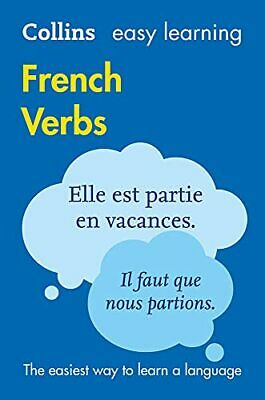 Easy Learning French Verbs (Collins Easy Learning Fre... by Collins Dictionaries