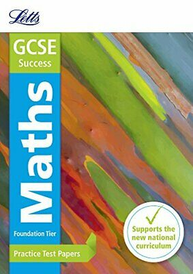 Letts GCSE Maths: Practice Test Papers (Letts GCSE 9-1 Revisio... by GCSE, Letts