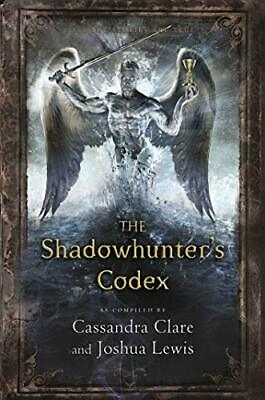 The Shadowhunter's Codex (The Mortal Instruments) by Cassandra Clare Book The