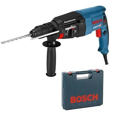 Bosch Hammer Gbh 2-26 F Professional with Change Chuck System, Case