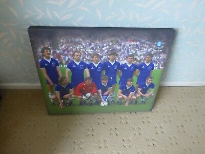 Everton FC Canvas - European Cup-Winners' Cup Final 1985