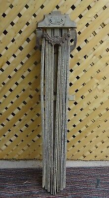 ATQ VTG Wood 8 Arm Clothes Drier Rack L Hopkins Perfection 1887