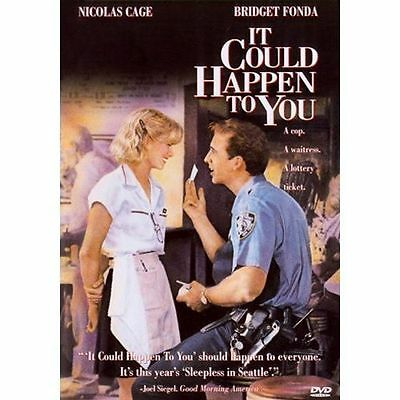 It Could Happen to You (DVD, 1998) - NEW!!