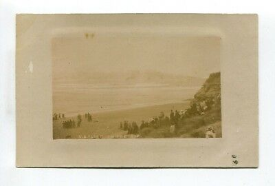 Great White Fleet Visit 1908 Private style card