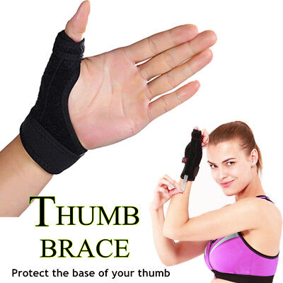 Medical Thumb Support,spica,splint,brace,strap For Pain Relief,arthritis Cu
