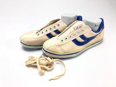 Vintage Double Coin China canvas shoes NEW old stock size 40
