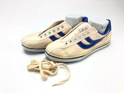 Vintage Double Coin China canvas shoes NEW old stock size 41